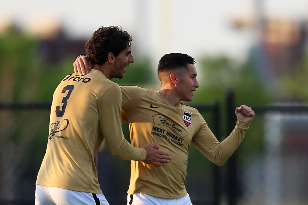 NTX Rayados clasificaron a la US Open Cup tras vencer el 6 de abril al St. Louis Maritsa FC. (ESPECIAL PARA AL DÍA/OMAR VEGA)