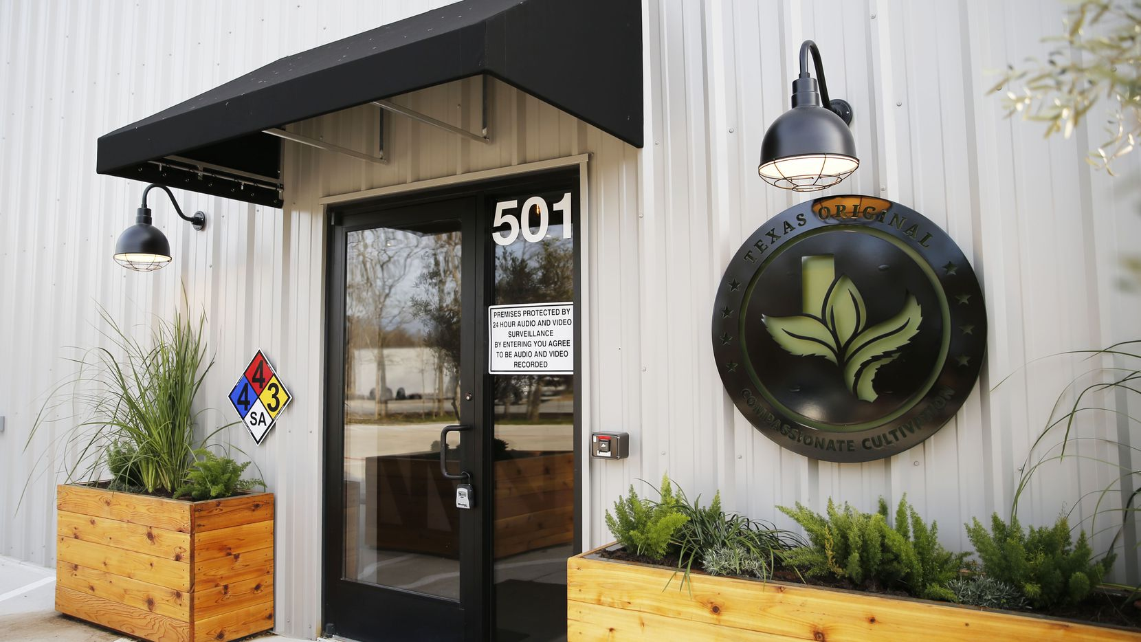 Texas' first cannabis dispensary has opened near Austin, but