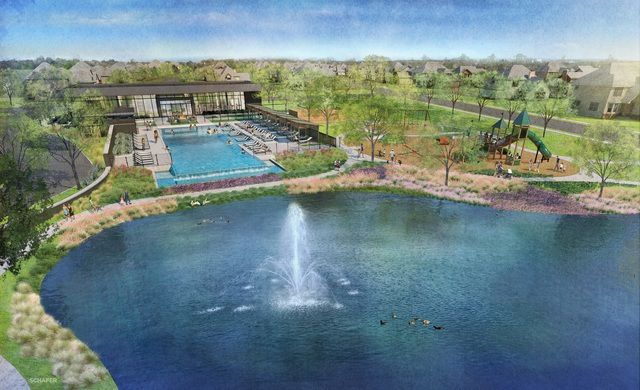 Risland Homes is building a 300-acre Prosper residential community called Legacy Gardens.