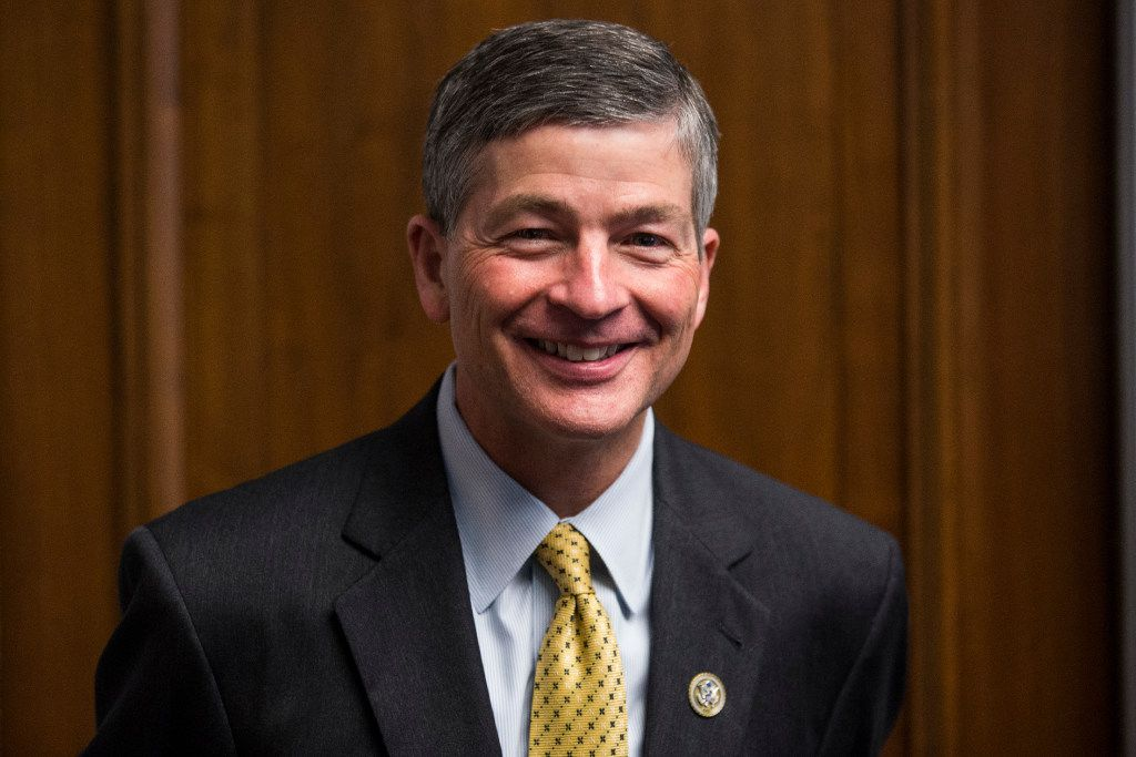 Rep. Jeb Hensarling of Dallas joins Rep. Sam Johnson of Plano as veteran GOP congressmen who are retiring at the end of 2018.