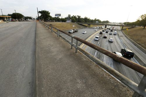 La I-35 será cerrada este fin de semana a la altura de Illinois Avenue (VERNON BRYANT/DMN)