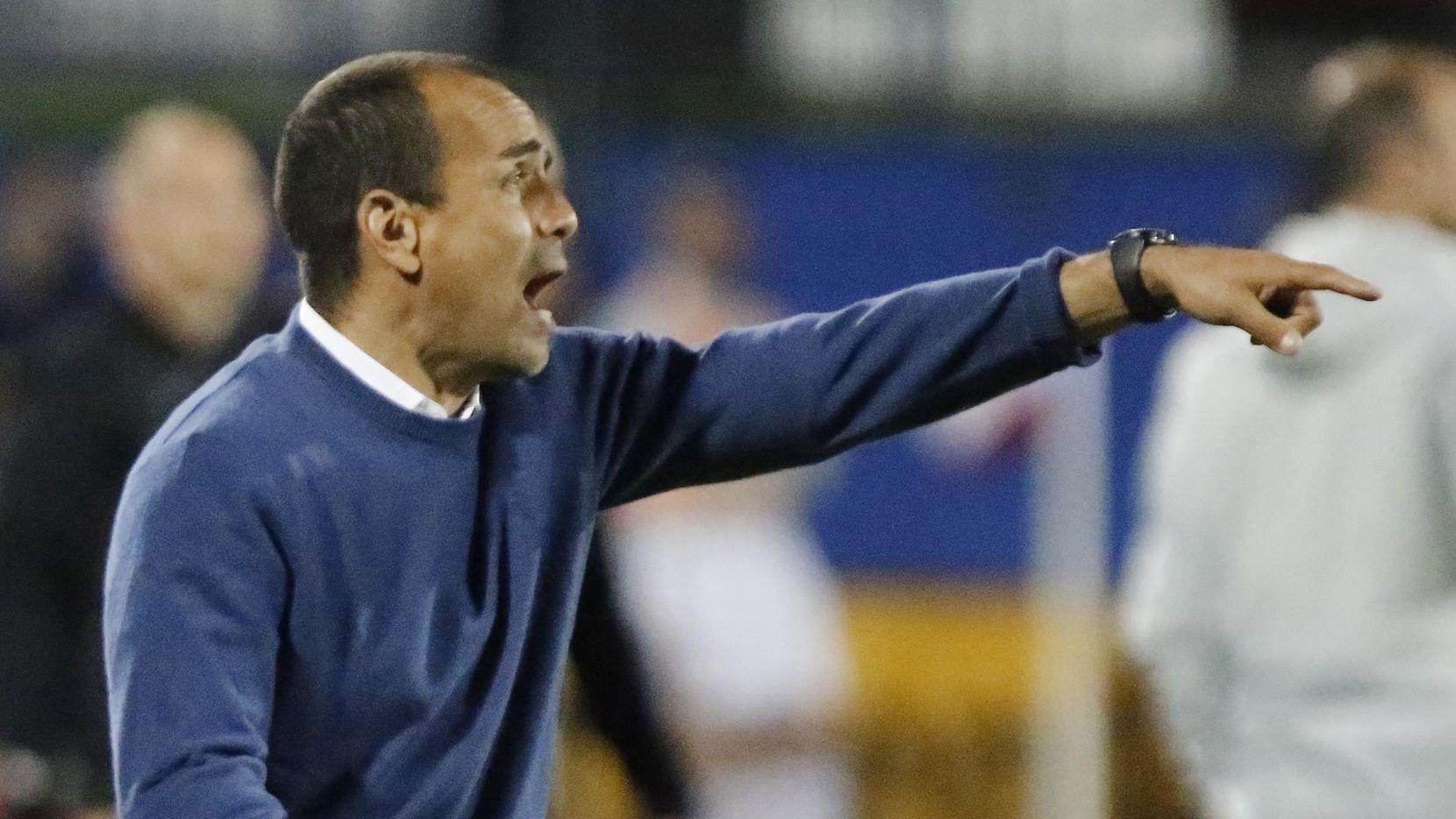 Óscar Pareja lleva 74 triunfos al frente del FC Dallas. (ESPECIAL PARA DMN/Stewart F. House)