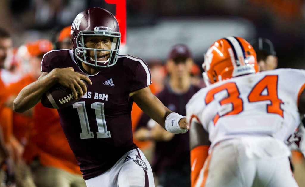 Texas A&M's brutal schedule may set the Aggies up for their finest football season in 80 years