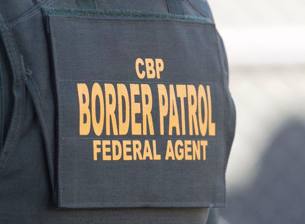 Customs and Border Patrol officials have been spotted by commuters at Greyhound bus stations across Miami-Dade and Broward counties, asking riders on board, or in the process of boarding a bus, for proof of legal status. (John Gibbins/San Diego Union-Tribune/TNS)
