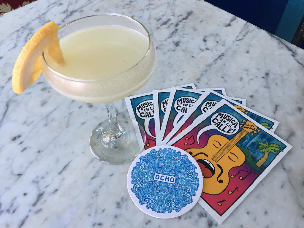 There's always something fun going on that pairs well with craft cocktails at Hotel Havana.