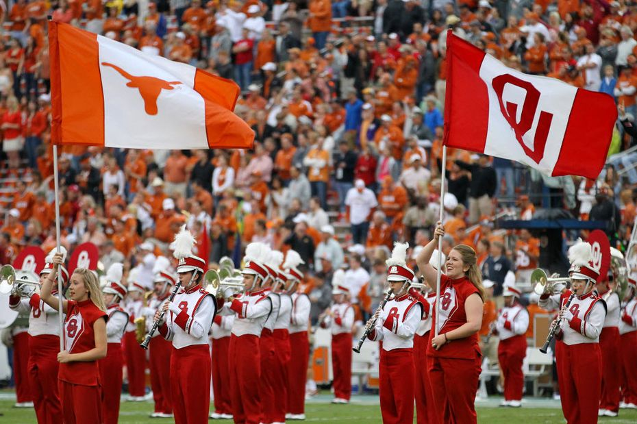 During the game between the Texas Longhorns and the Oklahoma Sooners, it'll be much easier — and, likely, faster — for those 21-and-up to buy beer inside the Cotton Bowl. The Texas-OU game is Oct. 12 during the State Fair of Texas.
