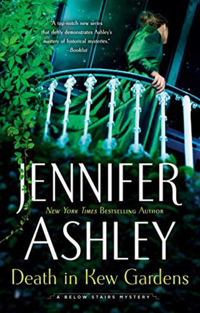 Death in Kew Gardens, the latest in Jennifer Ashley's Kat Holloway series, arrives June 4.