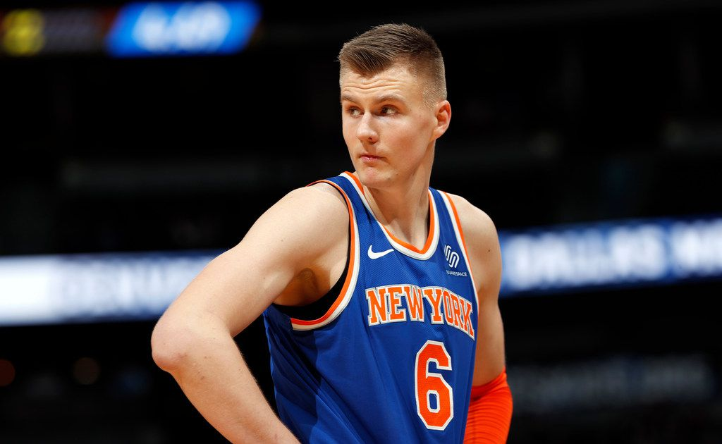 Dear Kristaps Porzingis: Welcome to Dallas, you're gonna love it