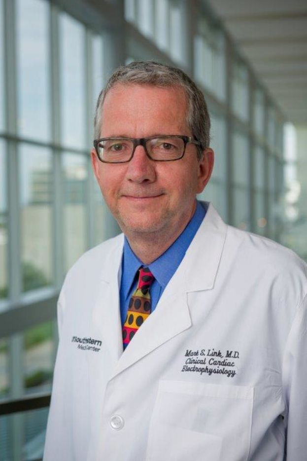 Dr. Mark S. Link, professor of medicine and director of Cardiac Electrophysiology at UT Southwestern Medical Center in Dallas.
