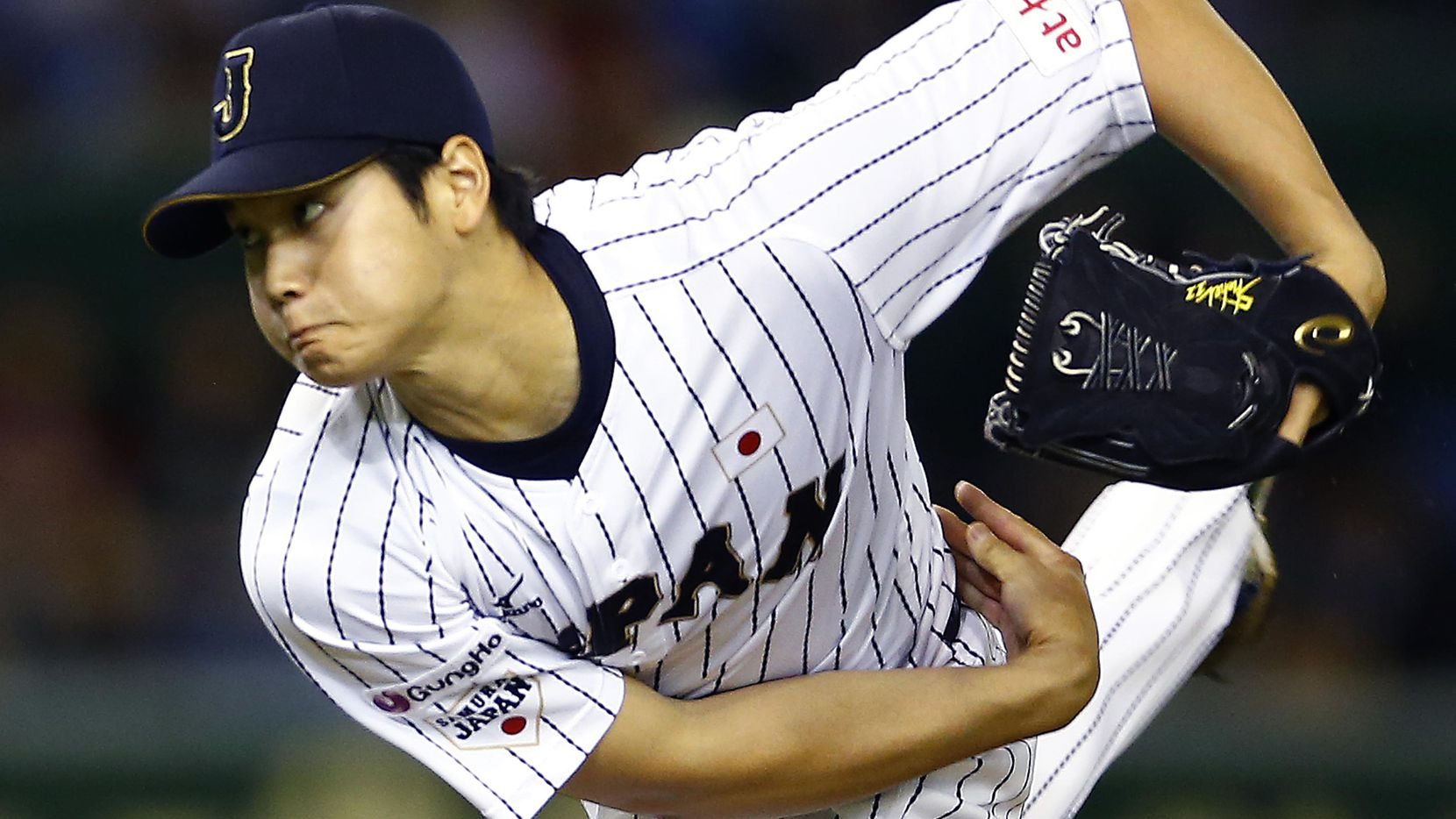 Shohei Ohtani está dispuesto a jugar en MLB la próxima campaña, pero con Los Ángeles. (AP/Shizuo Kambayashi)