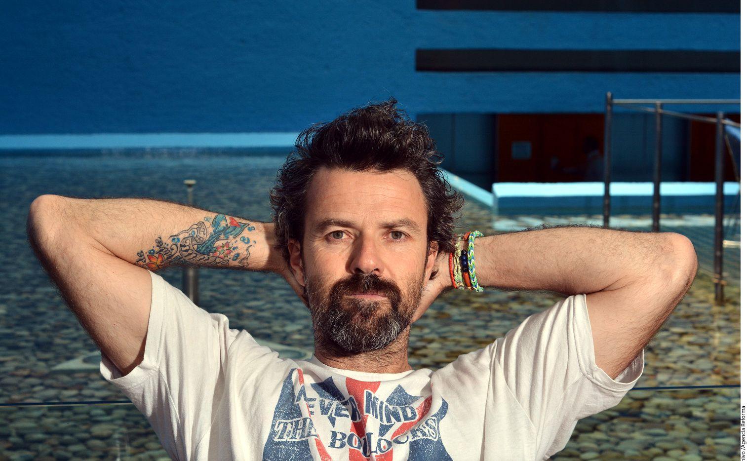 Por el momento, Pau Donés, de 49 años, se encuentra retirado de los medios, aunque aseguran que ya trabaja en un nuevo material musical./AGENCIA REFORMA