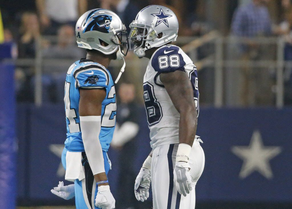 Panthers Josh Norman Has Gone From Trashing Dez Bryant To