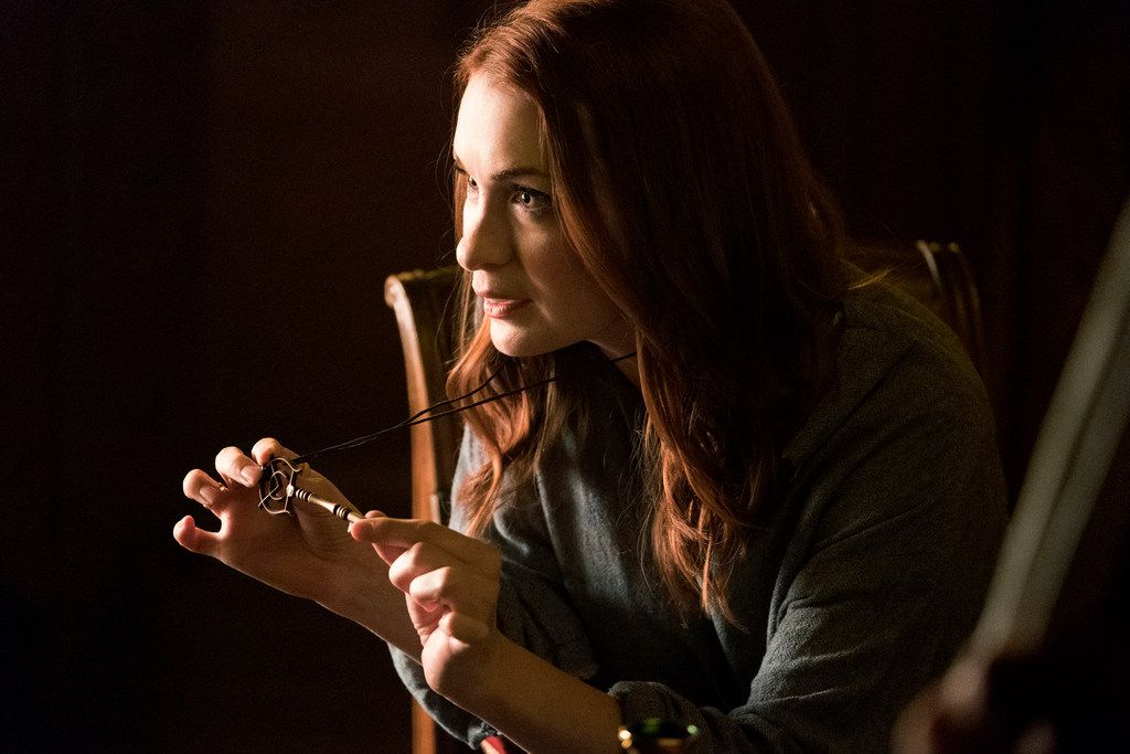 "Felicia Day as Poppy  in ""The Magicians"""