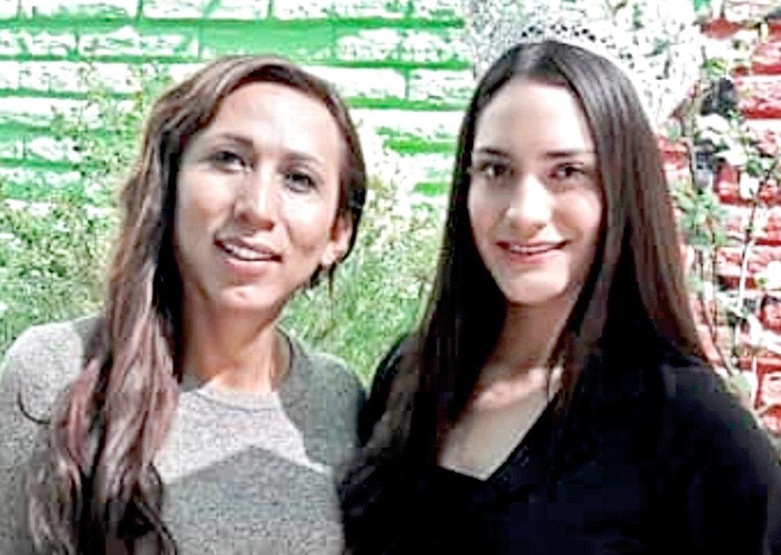 Itzel Aidana (izq.) pidió a Lupita Jones no fomentar el odio ni la homofobia o la discriminación./ AGENCIA REFORMA