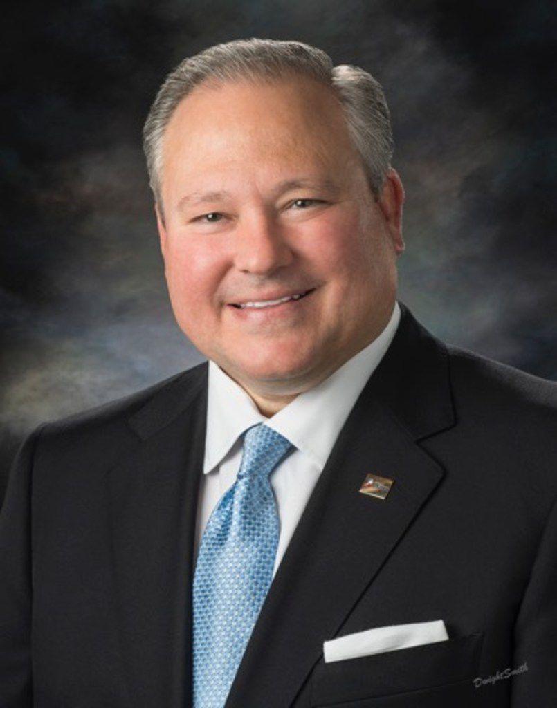Plano Mayor Pro Tem Ron Kelley