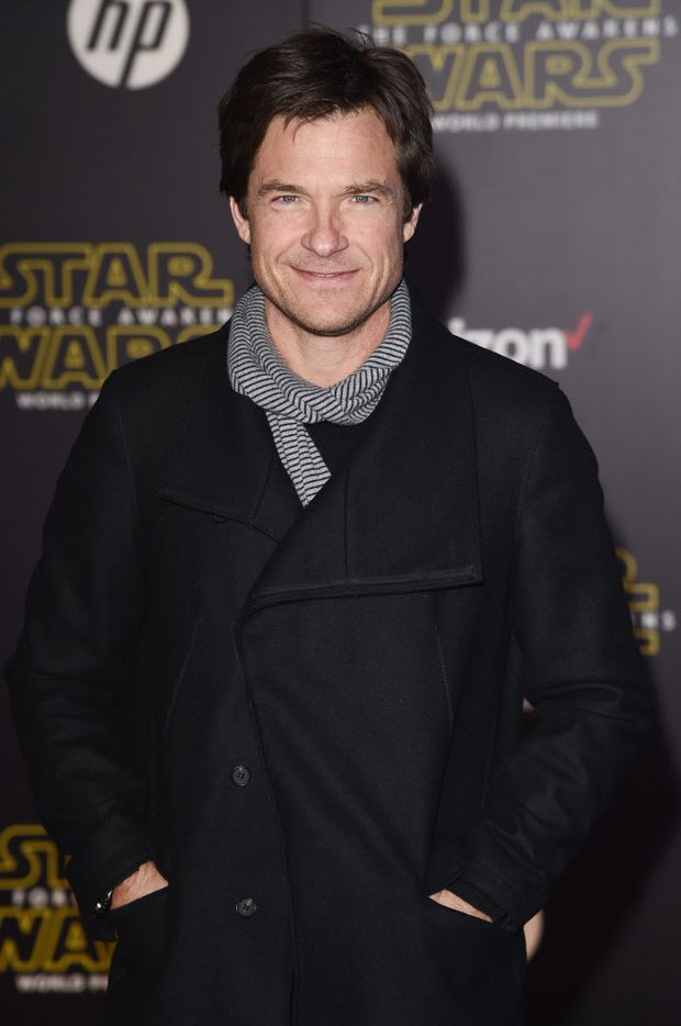 """HOLLYWOOD, CA - DECEMBER 14:  Actor Jason Bateman attends Premiere of Walt Disney Pictures and Lucasfilm's """"Star Wars: The Force Awakens"""" on December 14, 2015 in Hollywood, California."""