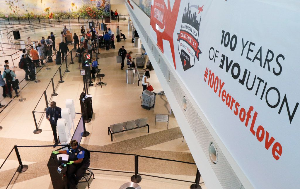 Dallas Love Field celebrated its 100-year anniversary on Oct. 19, 2017. In 1917, it was a military base. Since then, it has survived several attempts to close to become a major economic engine for the city of Dallas.