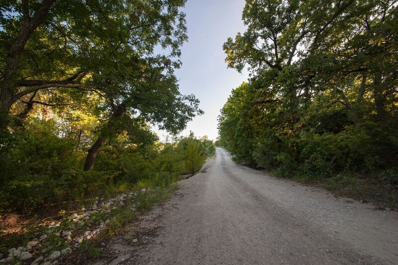 The Bear Creek Ranch is near I-20 west of Fort Worth.