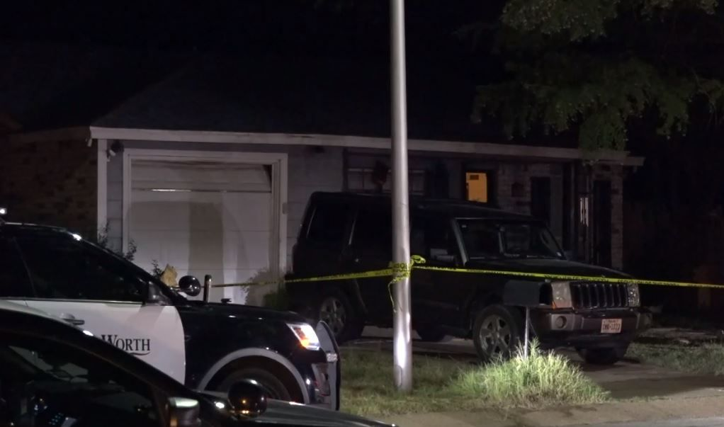 Police are investigating the deaths of a man and woman at a home in northeast Fort Worth on Thursday morning.