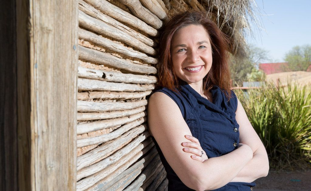 For her work as a climate change diplomat: Texas Tech's Katharine Hayhoe is a finalist for Texan of the Year - The Dallas Morning News