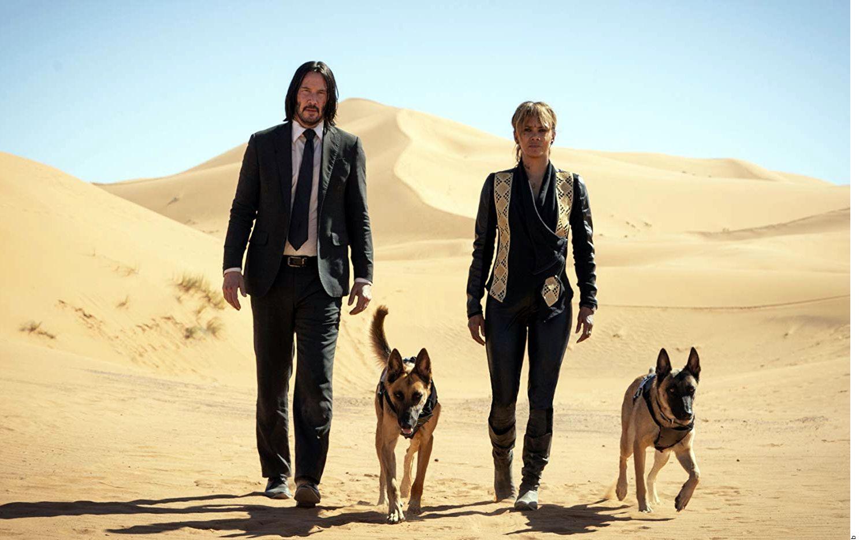 La tercera entrega de la saga protagonizada por Keanu Reeves recaudó en su semana de estreno 57 millones de dólares./ AGENCIA REFORMA