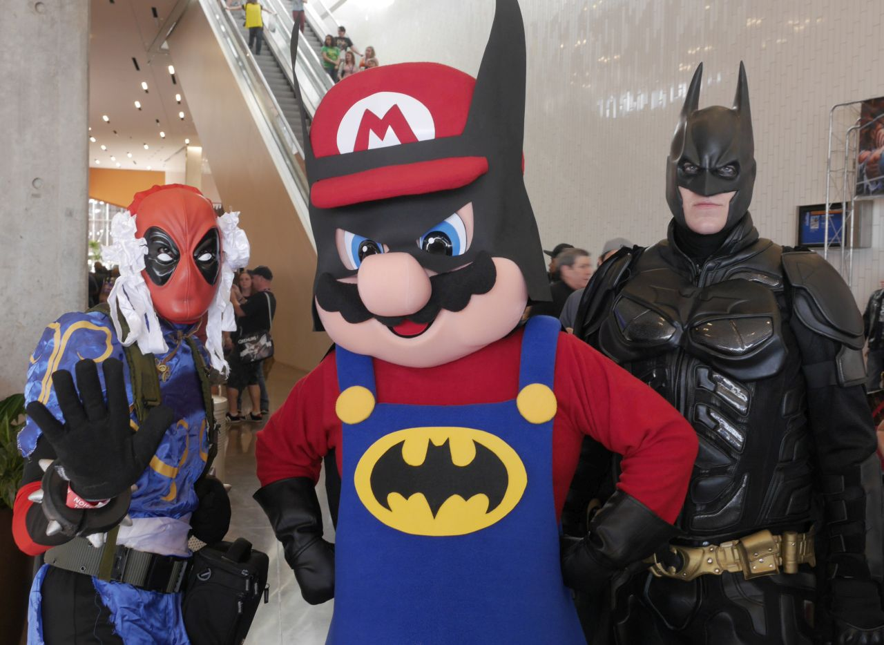 Fan Expo Dallas, colloquially known as Comic Con, runs this weekend at the Kay Bailey Hutchison Convention Center.