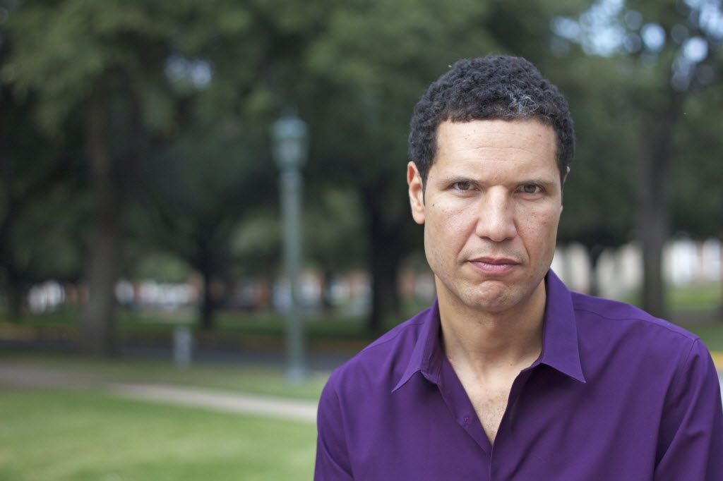 """Will Power is an award-winning playwright, the Andrew W. Mellon Foundation Playwright in Residence with the Dallas Theatre Center and the creator of """"What Makes a Citizen,"""" an event that will take place Oct. 10, 2018 at Moody Performance Hall."""