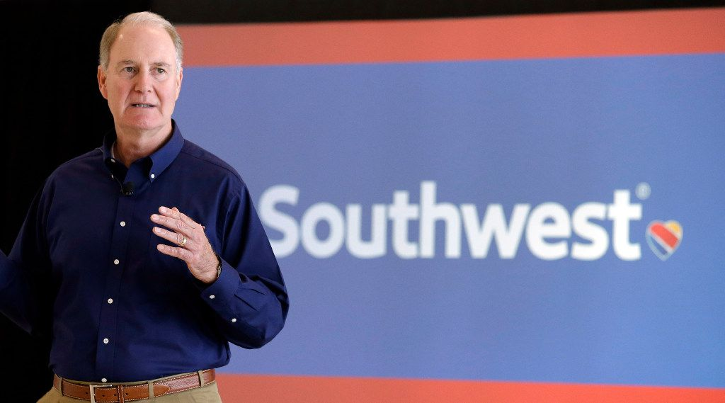 Southwest Airlines CEO Gary Kelly has pushed for the privatization of the nation's air traffic control system.