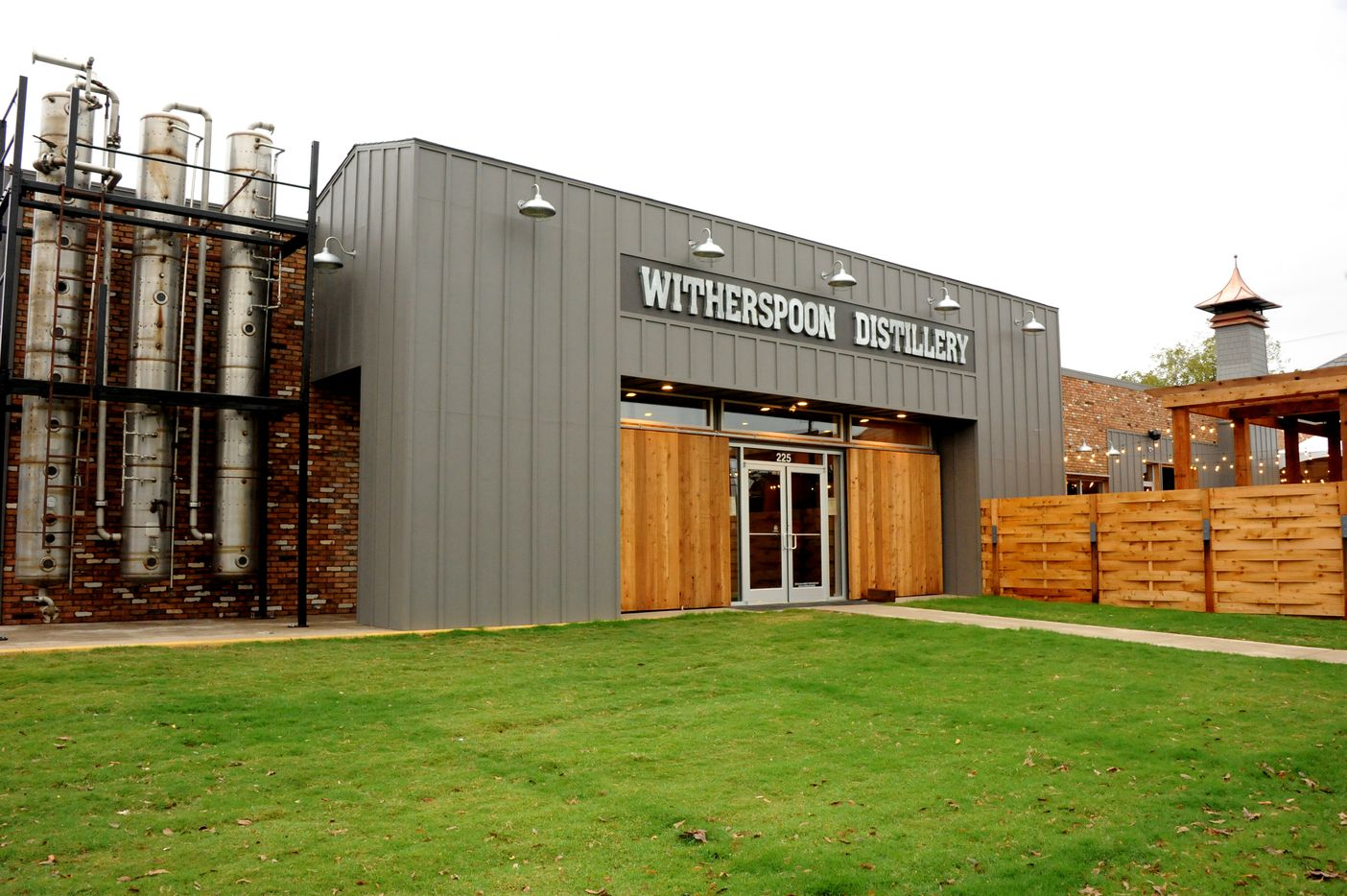 Witherspoon Distillery is now open and is located in Lewisville, TX on October 24, 2015.