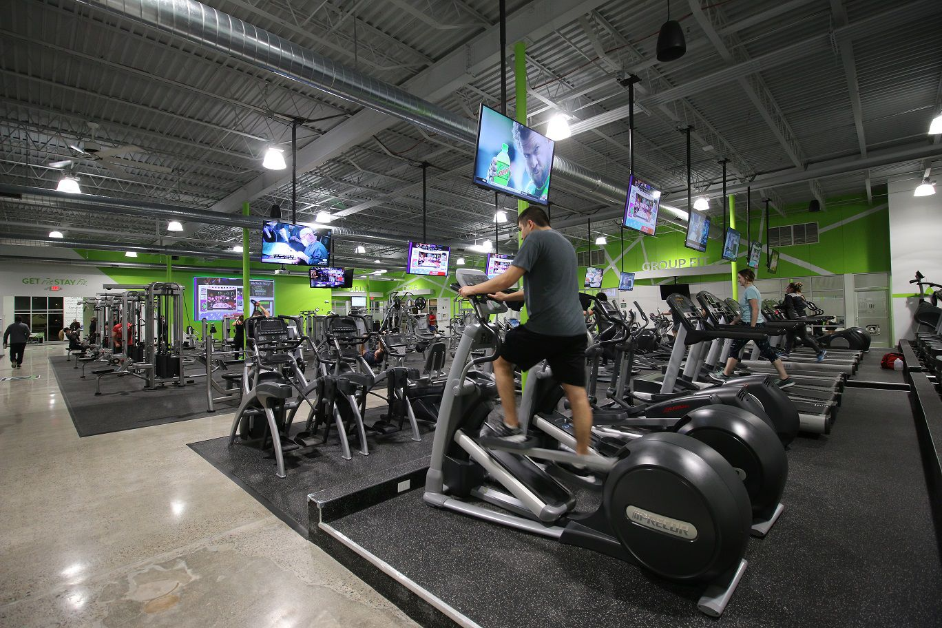 Fit Factory plans to open 10 D-FW locations.