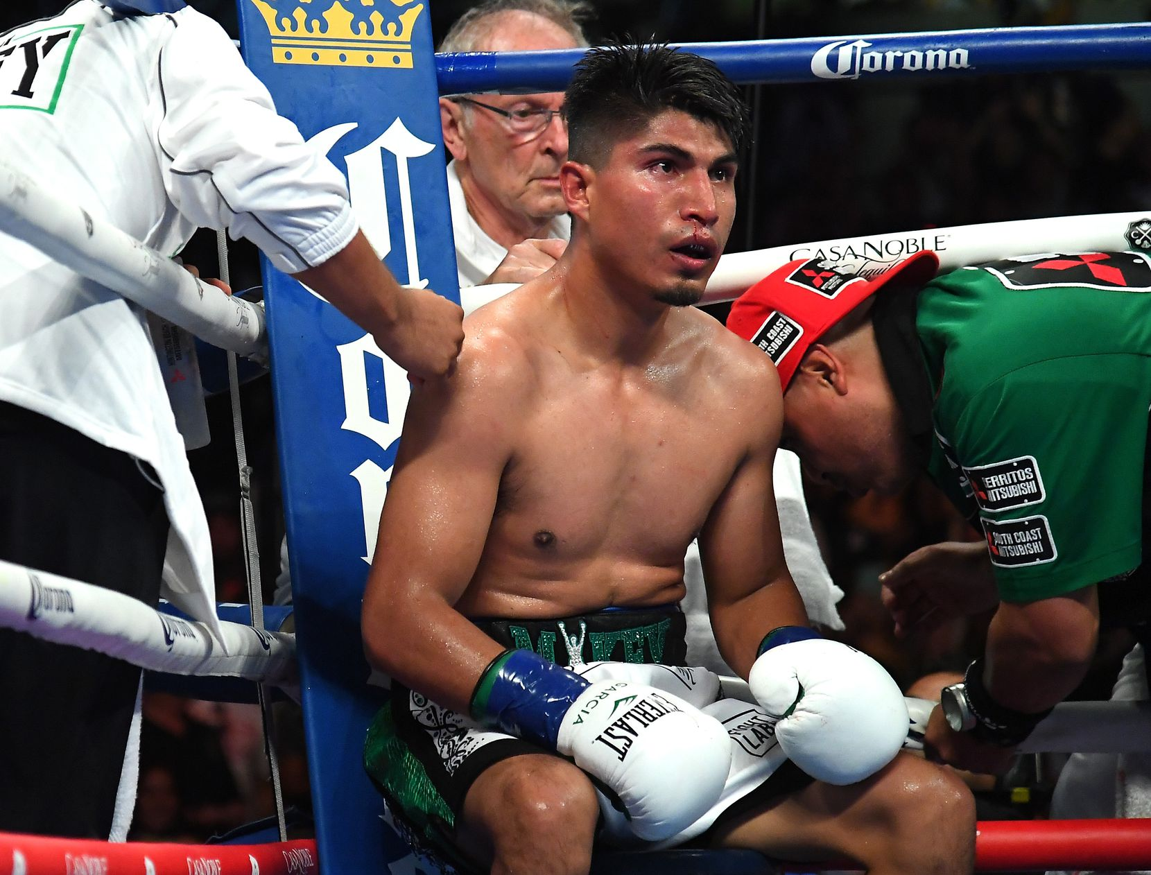 Mikey Garcia. (Photo by Jayne Kamin-Oncea/Getty Images)