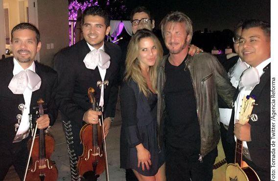Kate del Castillo ayudó a Sean Penn a concretar una entrevista con El Chapo Guzmán