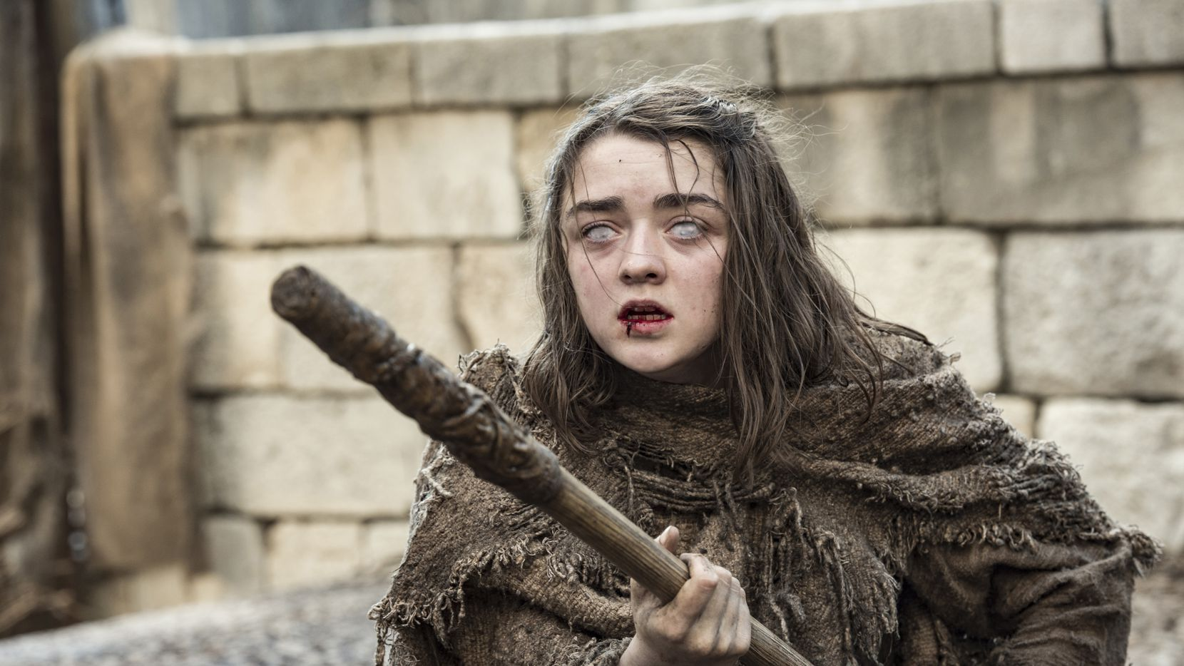 Blinded for blatantly ignoring the rules of the Faceless Men, Arya Stark (Maisie Williams) is just one of several characters to find themselves in less-than-stellar circumstances.