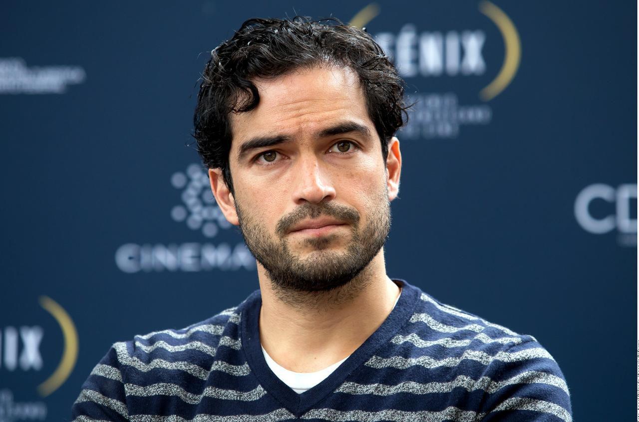 El actor mexicano, Alfonso Herrera es el protagonista de la serie 'El Dandy'(AGENCIA REFORMA)