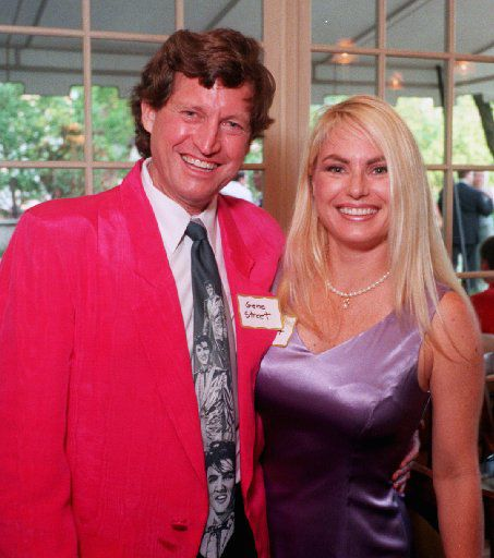 A 1996 photo of Gene Street and his then-wife, Leisa Street. She is the landlord of the Al Biernat's on Oak Lawn.