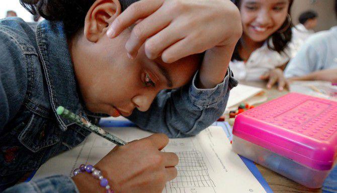 Un estudio reciente reveló que los estudiantes del DISD que toman clases de verano muestran un mejor aprovechamiento académico durante todo el año escolar, especialmente en las matemáticas. (DMN/ARCHIVO)