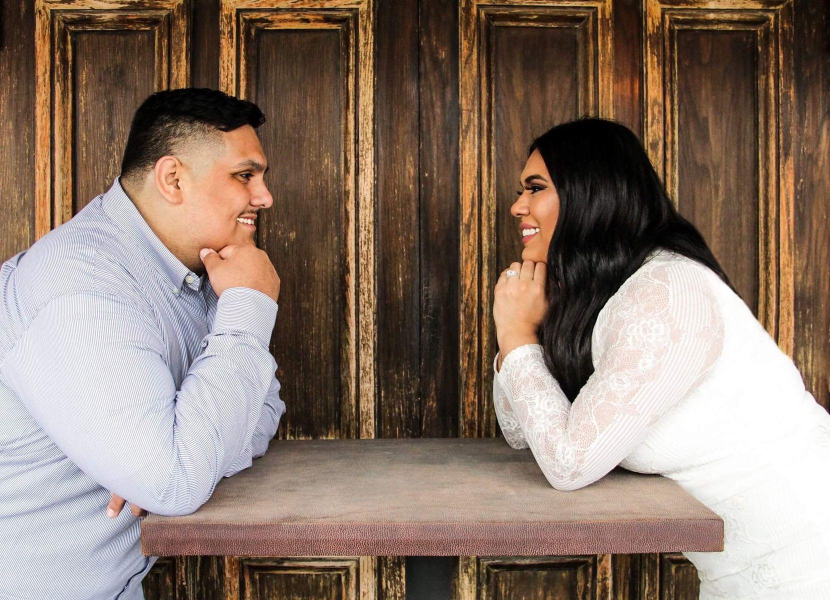 Tanto Juanita como Félix aseguran que supieron que eran el uno para el otro cuando empezaron a salir, pero la salud de él puso la relación a prueba. (Foto: Cortesía familia Aguirre Sánchez)