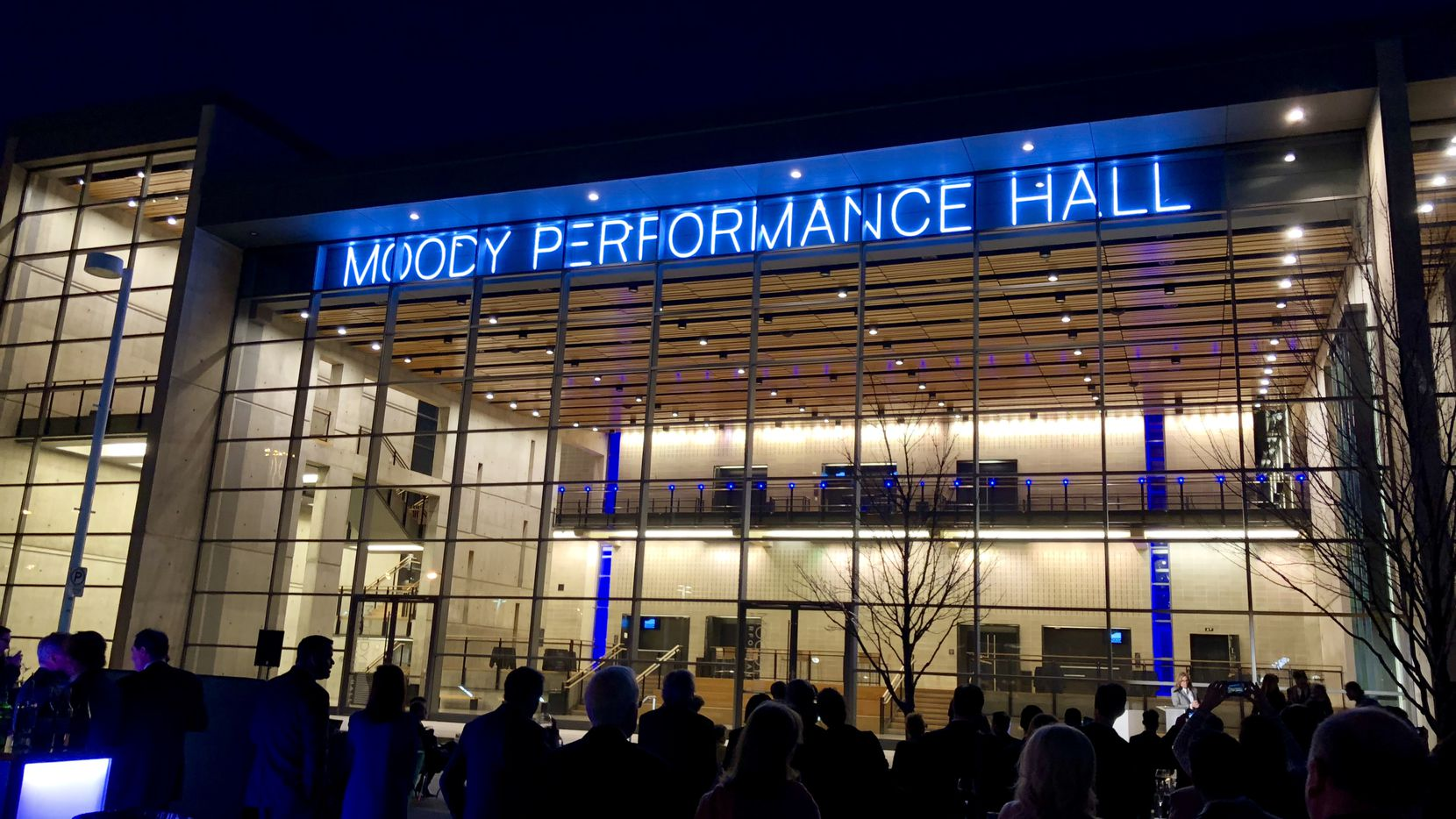 Moody Performance Hall. Photo by Chris Heinbaugh, AT&T Performing Arts Center.