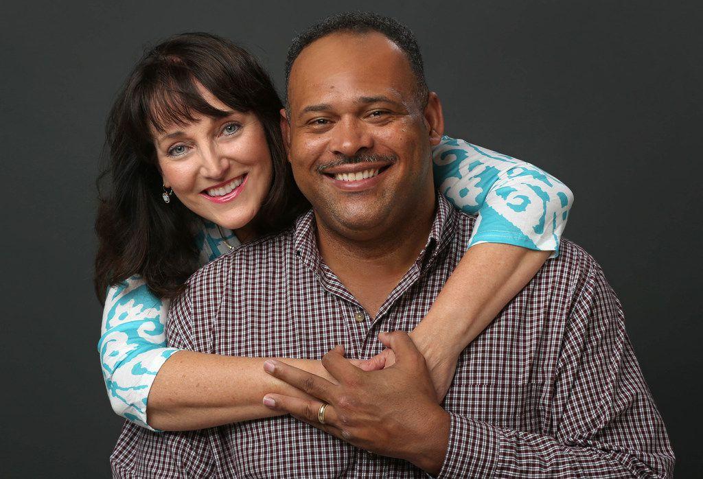 Questions of Color: How Texas couples navigate race, culture