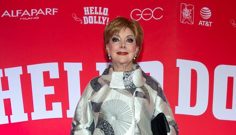 Después de 66 años de trabajar en Televisa, Jacqueline Andere habló de este divorcio con la empresa, pero ahora sí que como en las relaciones personales, donde hubo fuego cenizas quedan y no tiene rencor porque le quitaron la exclusividad. AGENCIA REFORMA