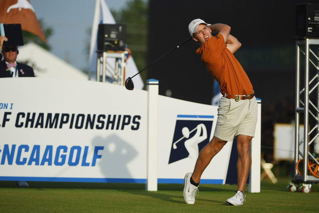 Texas sophomore  Parker Coody, playing in the NCAA tournament, advanced to the second round of match play at the U.S. Amateur along with his twin brother Pierceson.
