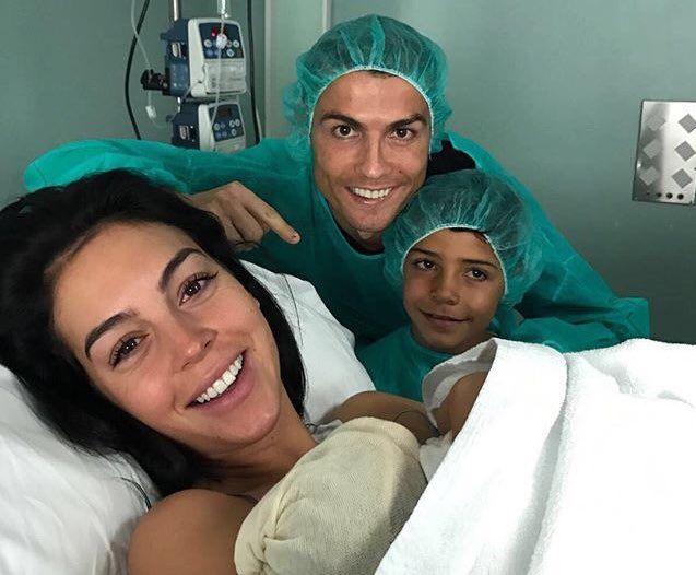 Imagen publicada por Cristiano Ronaldo en Twitter.