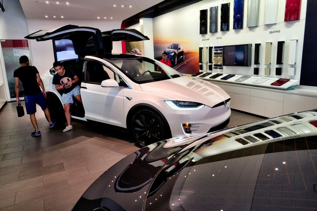 Board members at Tesla are evaluating CEO and Chairman Elon Musk's $72 billion proposal to take the electric car and solar panel maker private. Six of nine members said in a prepared statement Wednesday that Musk began talking with the board about the move last week.