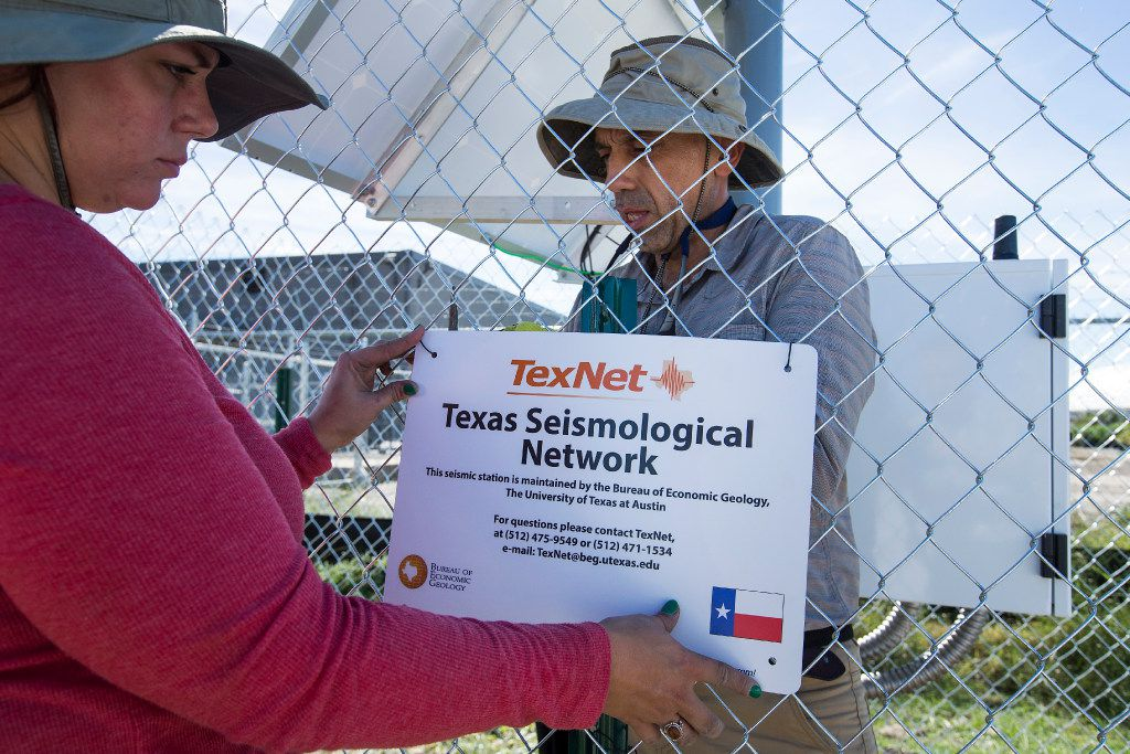 As part of the TexNet program, seismometers have been placed all across the state.