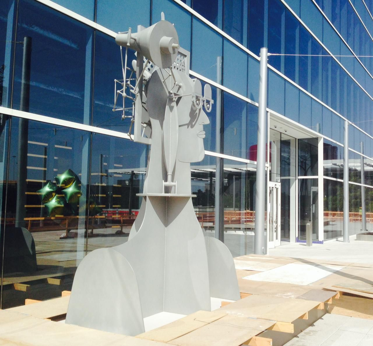 Downtown Dallas' new KPMG Plaza office tower is opening its