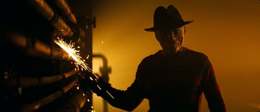 Personaje de Freddy Krueger de la película de Pesadilla en Elm Street (WARNER BROS./AP FOTO)