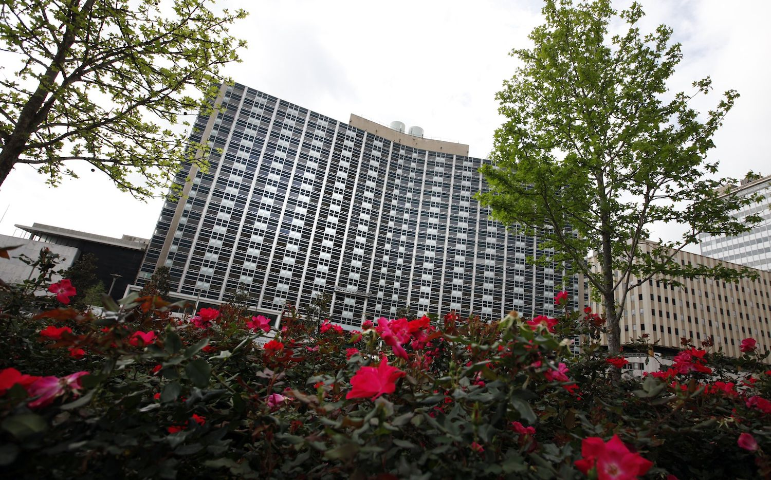 The National Trust for Historic Preservation is honoring the 61-year-old Statler Hotel in downtown Dallas.