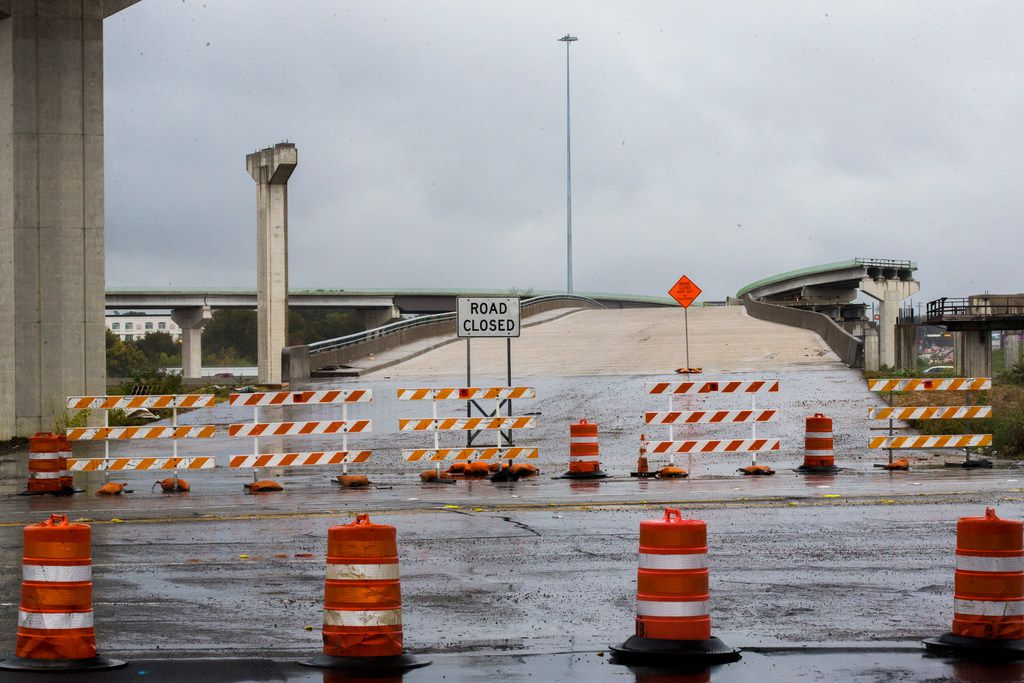 Interstate 30 will close in both directions this weekend for work on the interchange at State Highway 360.