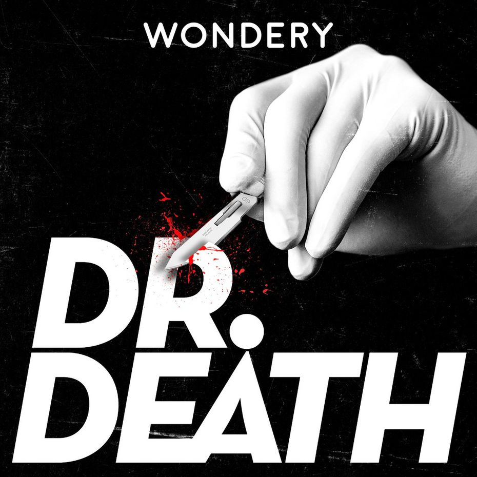 Clear Channel is labeling the new Wondery podcast 'Dr. Death' as 'adult content.'