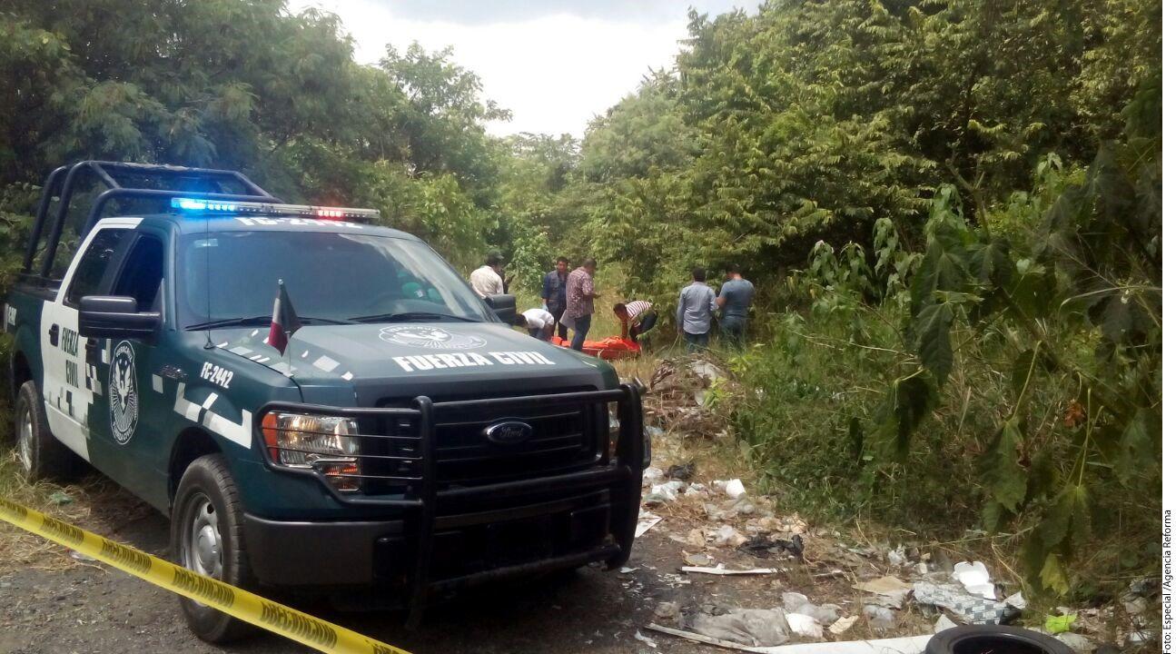 Los sacerdotes fueron encontrados muertos a orillas de la carretera que conecta Poza Rica, Veracruz con Papantla. (AGENCIA REFORMA)